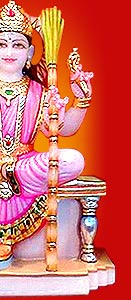 famous religious statues, gods figures, marble stone statues, deities decoratives, deity garlands